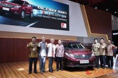 东风风光580印尼市场首发