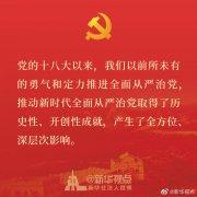 习近平在十九届中央纪委四次全会